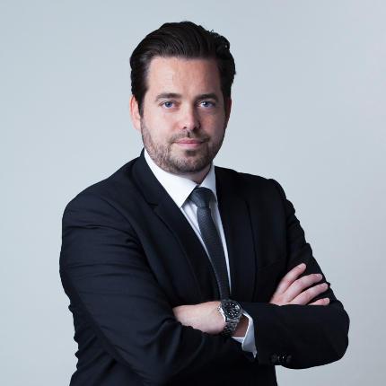 Portraitfoto Maitre Dirk Andreae-Nehlsen